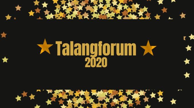 Talangforum 2020